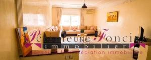 Maarif extension joli appartement à louer meublé 120 m²