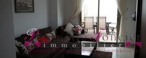 Racine joli studio meublé à louer avec terrasse